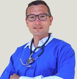 Dr. Ugo Carrozzo, Medico Veterinario, ISELP certified, dipl. CPRE, FEI Official Veterinarian